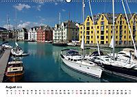 Norwegen PUR (Wandkalender 2019 DIN A2 quer) - Produktdetailbild 8