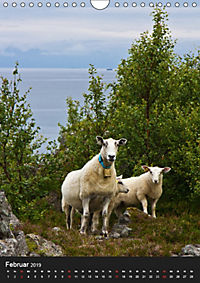 Norwegen (Wandkalender 2019 DIN A4 hoch) - Produktdetailbild 2