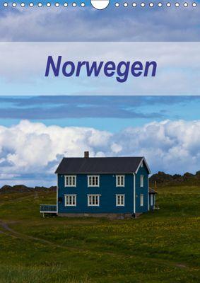 Norwegen (Wandkalender 2019 DIN A4 hoch), Anja Ergler