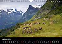 Norwegens Fjorde, Berge und mehr (Wandkalender 2019 DIN A4 quer) - Produktdetailbild 2