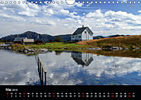 Norwegens Fjorde, Berge und mehr (Wandkalender 2019 DIN A4 quer) - Produktdetailbild 5