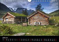 Norwegens Fjorde, Berge und mehr (Wandkalender 2019 DIN A4 quer) - Produktdetailbild 6