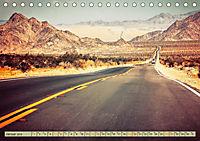 Nostalgie auf 2451 Meilen - Route 66 (Tischkalender 2019 DIN A5 quer) - Produktdetailbild 1