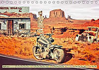 Nostalgie auf 2451 Meilen - Route 66 (Tischkalender 2019 DIN A5 quer) - Produktdetailbild 4