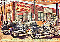 Nostalgie auf 2451 Meilen - Route 66 (Tischkalender 2019 DIN A5 quer) - Produktdetailbild 9