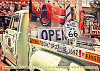 Nostalgie auf 2451 Meilen - Route 66 (Tischkalender 2019 DIN A5 quer) - Produktdetailbild 12