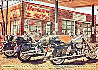 Nostalgie auf 2451 Meilen - Route 66 (Wandkalender 2019 DIN A2 quer) - Produktdetailbild 9