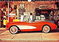 Nostalgie auf 2451 Meilen - Route 66 (Wandkalender 2019 DIN A4 quer) - Produktdetailbild 2