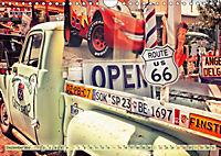 Nostalgie auf 2451 Meilen - Route 66 (Wandkalender 2019 DIN A4 quer) - Produktdetailbild 12