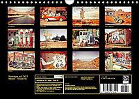 Nostalgie auf 2451 Meilen - Route 66 (Wandkalender 2019 DIN A4 quer) - Produktdetailbild 13