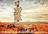 Nostalgie auf 2451 Meilen - Route 66 (Wandkalender 2019 DIN A3 quer) - Produktdetailbild 3