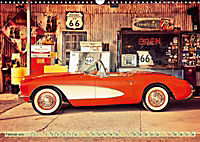 Nostalgie auf 2451 Meilen - Route 66 (Wandkalender 2019 DIN A3 quer) - Produktdetailbild 2