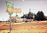 Nostalgie auf 2451 Meilen - Route 66 (Wandkalender 2019 DIN A3 quer) - Produktdetailbild 6