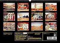 Nostalgie auf 2451 Meilen - Route 66 (Wandkalender 2019 DIN A3 quer) - Produktdetailbild 13
