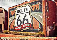 Nostalgie auf 2451 Meilen - Route 66 (Wandkalender 2019 DIN A4 quer) - Produktdetailbild 8