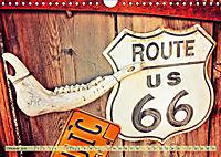 Nostalgie auf 2451 Meilen - Route 66 (Wandkalender 2019 DIN A4 quer) - Produktdetailbild 10