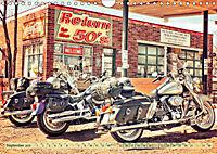 Nostalgie auf 2451 Meilen - Route 66 (Wandkalender 2019 DIN A4 quer) - Produktdetailbild 9