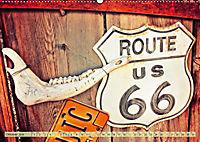 Nostalgie auf 2451 Meilen - Route 66 (Wandkalender 2019 DIN A2 quer) - Produktdetailbild 10