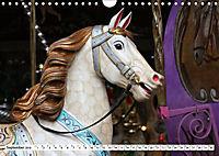 NOSTALGIE KARUSSELLPFERDE (Wandkalender 2019 DIN A4 quer) - Produktdetailbild 9