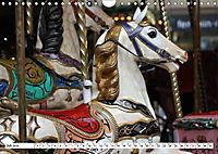 NOSTALGIE KARUSSELLPFERDE (Wandkalender 2019 DIN A4 quer) - Produktdetailbild 7