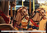 NOSTALGIE KARUSSELLPFERDE (Wandkalender 2019 DIN A4 quer) - Produktdetailbild 5