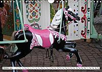 NOSTALGIE KARUSSELLPFERDE (Wandkalender 2019 DIN A4 quer) - Produktdetailbild 10