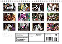 NOSTALGIE KARUSSELLPFERDE (Wandkalender 2019 DIN A4 quer) - Produktdetailbild 13