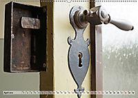 Nostalgischer Charme alter Schlösser und Klinken (Wandkalender 2019 DIN A2 quer) - Produktdetailbild 4