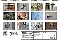 Nostalgischer Charme alter Schlösser und Klinken (Wandkalender 2019 DIN A2 quer) - Produktdetailbild 13