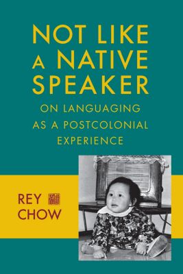 Not Like a Native Speaker, Rey Chow