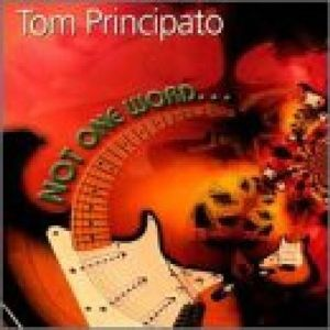 Not One Word, Tom Principato