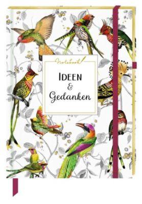 Notebook - Ideen & Gedanken