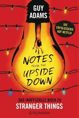 Notes from the upside down - Guy Adams |