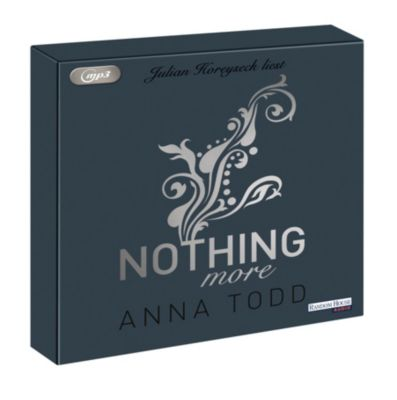 Nothing more, 1 MP3-CD, Anna Todd