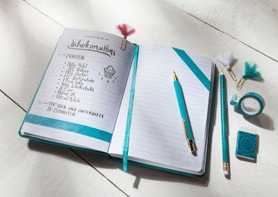 Notizbuch-Geschenkset