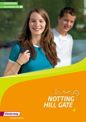 Notting Hill Gate, Ausgabe 2014: Bd.4 8. Schuljahr, Workbook, m. Audio-CD