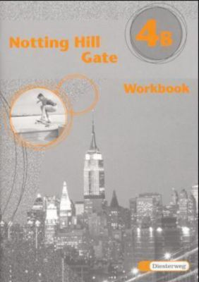 notting hill gate neubearbeitung tl 4b workbook f r klasse 8 buch. Black Bedroom Furniture Sets. Home Design Ideas