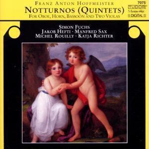 Notturnos (Quintette), Fuchs, Hefti, Sax, Rouilly, Richte