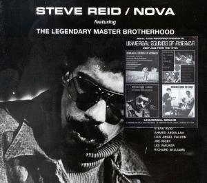 Nova, Steve Reid