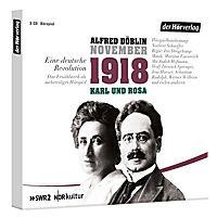 November 1918. Eine deutsche Revolution, 3 Audio-CDs - Produktdetailbild 2