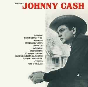 Now Here'S Johnny Cash+4 Bonus Tracks  (Ltd. (Vinyl), Johnny Cash