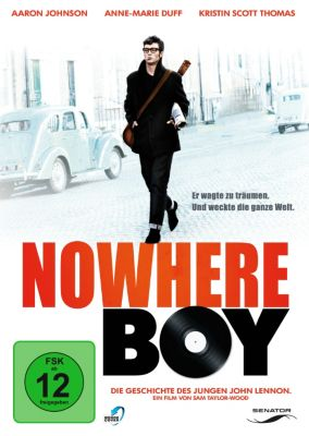 Nowhere Boy, Julia Baird