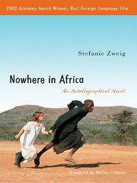 Nowhere in Africa, Stefanie Zweig