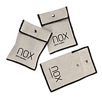 nox Anhänger mit Kette Erdweit Edelstahl 50cm lang - Produktdetailbild 2