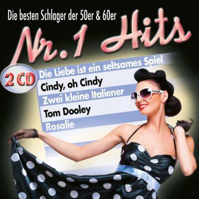 Nr.1 Hits Schlager, Diverse Interpreten