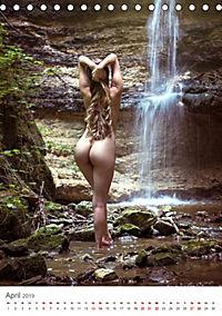 Nude in Nature - Akt und Natur (Tischkalender 2019 DIN A5 hoch) - Produktdetailbild 4