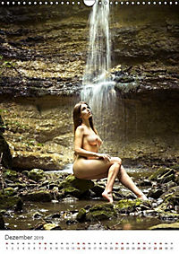 Nude in Nature - Akt und Natur (Wandkalender 2019 DIN A3 hoch) - Produktdetailbild 12