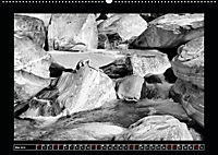 nude on the rocks (Wandkalender 2019 DIN A2 quer) - Produktdetailbild 5
