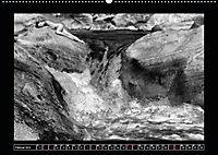 nude on the rocks (Wandkalender 2019 DIN A2 quer) - Produktdetailbild 2