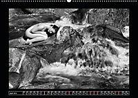 nude on the rocks (Wandkalender 2019 DIN A2 quer) - Produktdetailbild 4